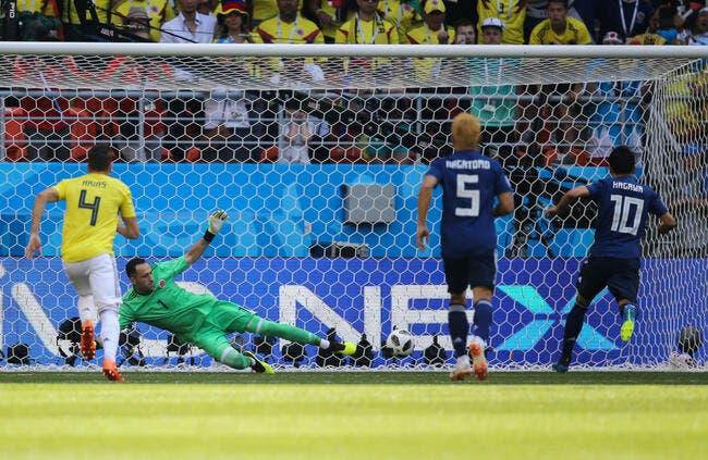Coupe du monde 2018 : les buts et résumé de Colombie-Japon