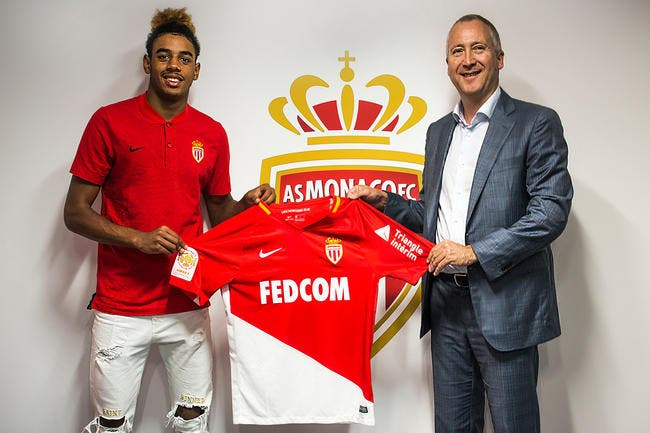 Willem Geubbels quitte l'OL pour l'AS Monaco — OFFICIEL