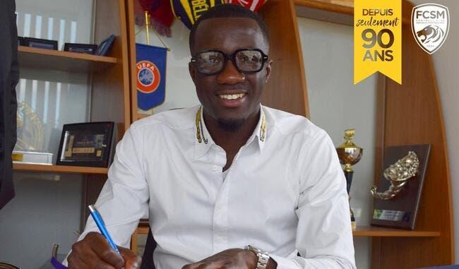 Officiel : Lyon prête Elisha Owusu en Ligue 2