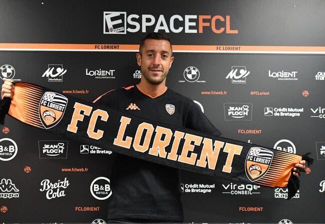 Officiel : Martins Pereira quitte Guingamp et signe à Lorient