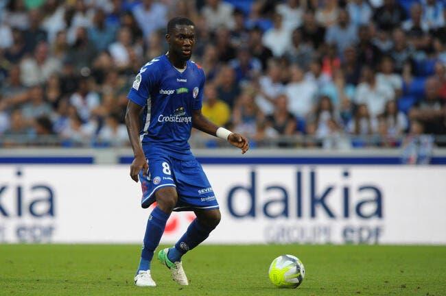 OL : Lyon dégaine une première offre pour Aholou !