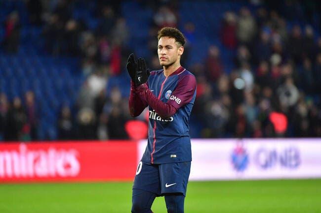 PSG: Un départ de Neymar, les supporters ne pleureront pas