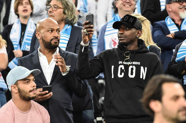 OM: Le grand retour de Mamadou Niang, à l'Athlético Marseille!