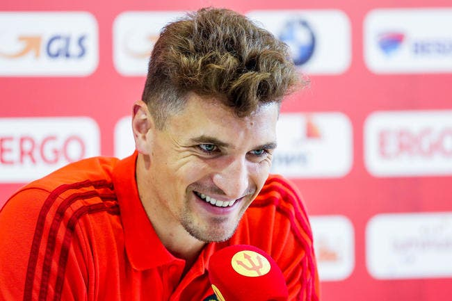 PSG : Meunier compare la Belgique au PSG, et c'est surprenant