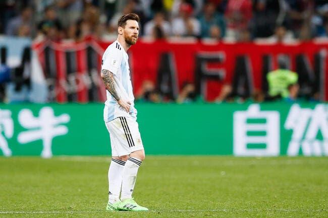 Le dernier match de Messi ?