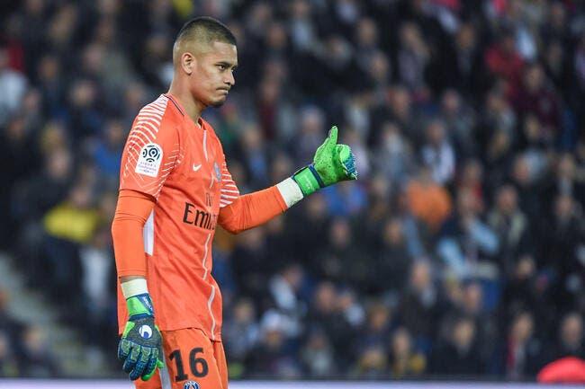 Naples pousse pour Areola — PSG