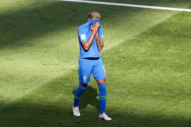 CdML 2018: Neymar la pleureuse, Riolo sort la phrase qui tue
