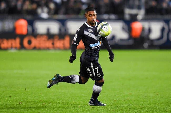 FCGB: L'Inter va faire craquer Bordeaux, le clan Malcom y croit