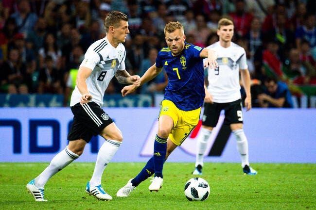 Kroos sauve l'Allemagne du désastre à la 95e minute !