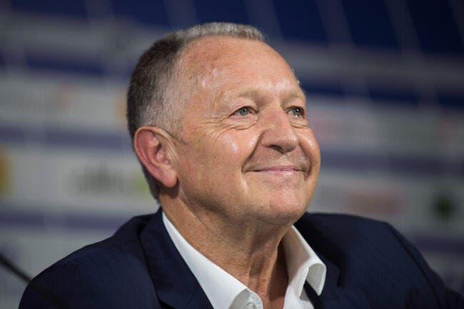 OL: Pour garder Fékir, Aulas lance un défi au Real Madrid