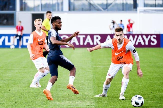 EdF : Lemar et Kimpembe titulaires contre le Danemark ?