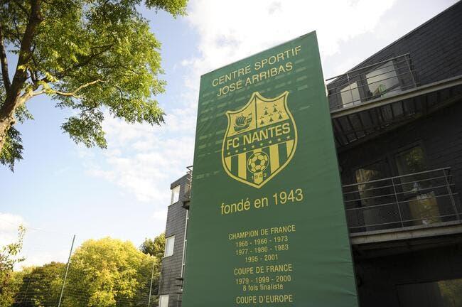 Le centre d'entrainement du FC Nantes vandalisé et cambriolé