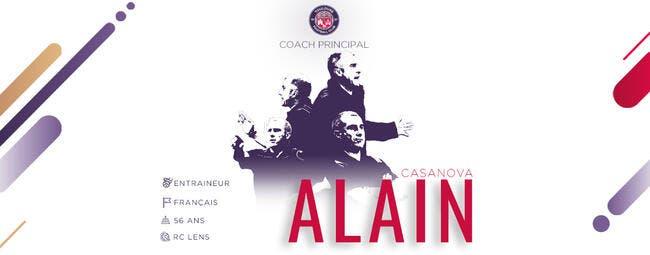 Officiel : Alain Casanova nouvel entraîneur du TFC