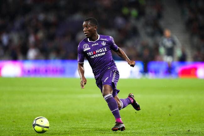 TFC : ...et Gradel s'engage définitivement à Toulouse