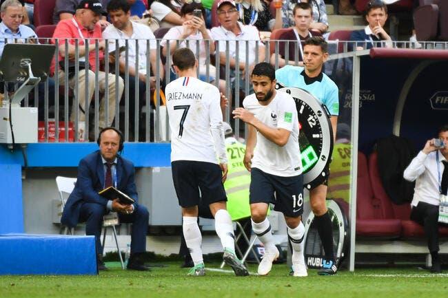 Les Bleus soutiennent Griezmann — Equipe de France