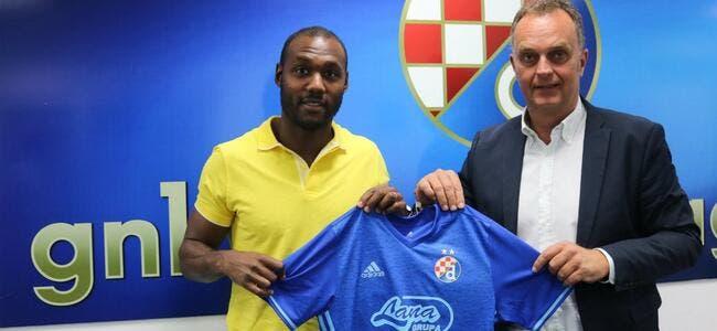 Officiel : Théophile-Catherine signe au Dinamo Zagreb