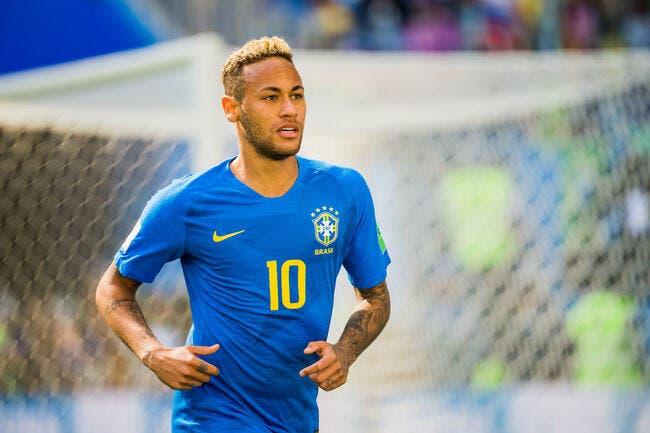 PSG : Le PSG justifie les larmes de Neymar avec le Brésil