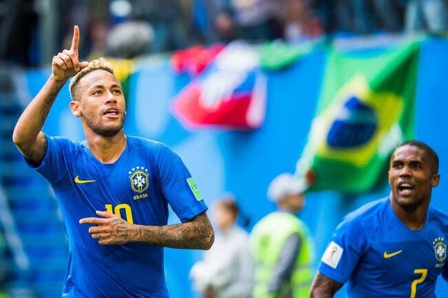 PSG : Le Brésil prêt à sacrifier Neymar pour battre la Serbie ?