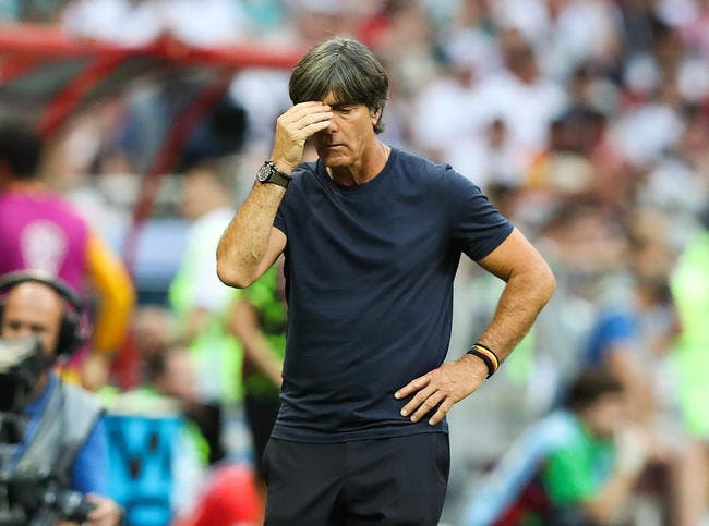 All : Joachim Löw se donne une nuit pour démissionner ou pas !