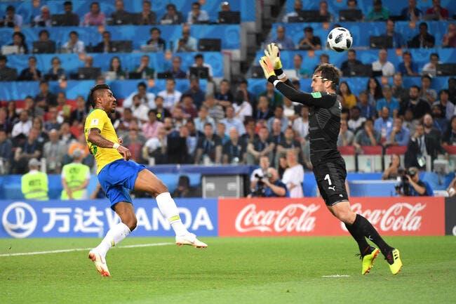 CdM : Le Brésil ne se rate pas et débarque du côté de la France !
