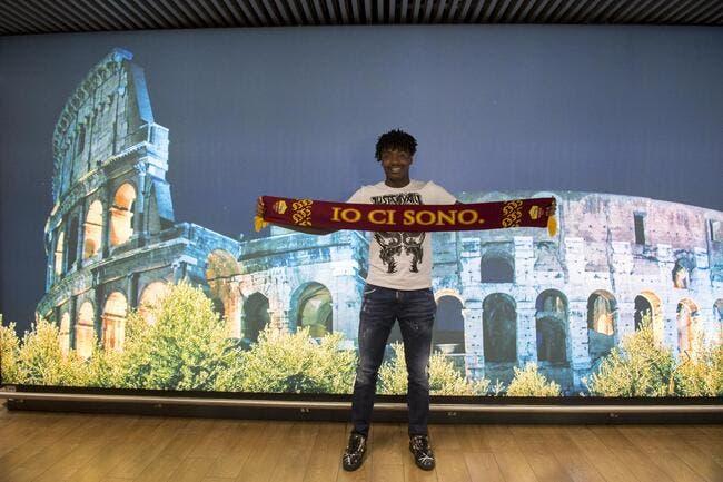 Ita : L'AS Rome s'offre un défenseur français du RC Lens !