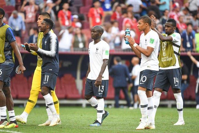 EdF : La France va balayer tranquillement l'Argentine, Dugarry l'annonce
