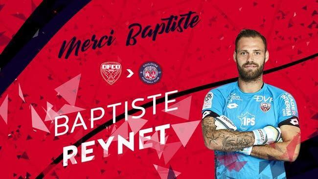 Officiel: Toulouse s'offre Reynet et Leya Iseka