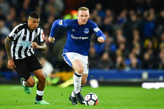 Officiel: Wayne Rooney quitte Everton pour DC United