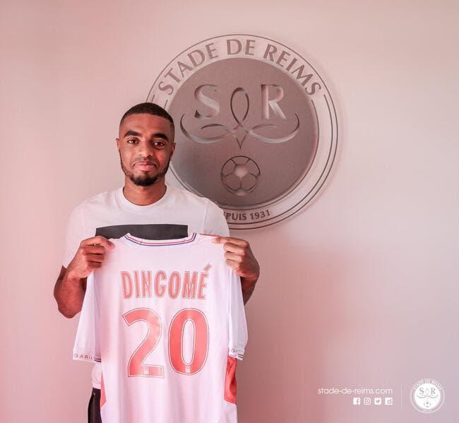 Officiel : Deux nouvelles arrivées au Stade de Reims