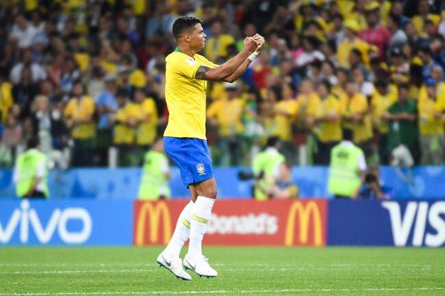 PSG: Thiago Silva l'avoue, il a mérité tout cet acharnement
