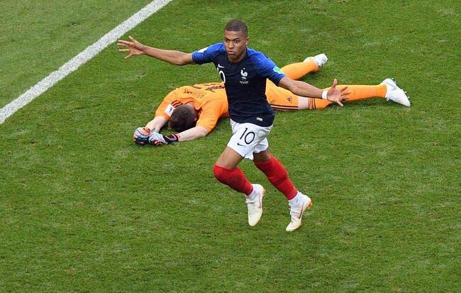 Equipe de france edf mbapp la prochaine supestar du - Prochaine coupe du monde de football ...