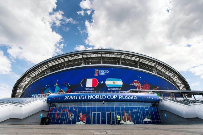 France - Argentine : Les compos (16h sur TF1 et BeInSports 1)