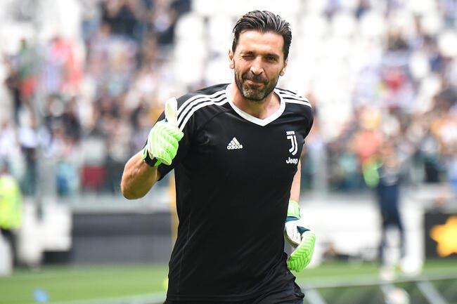 Ita : Buffon fait des adieux émus à la Juventus