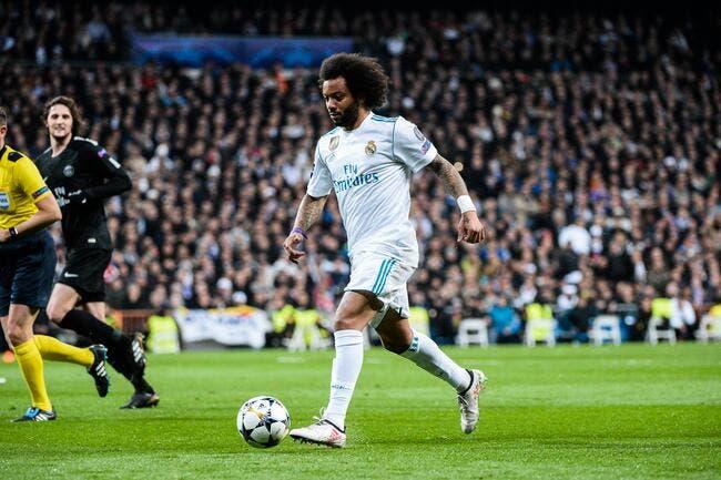 Real: Marcelo revient, Kroos et Modric toujours incertains pour Paris