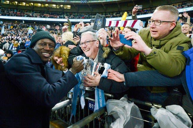 Mendy de retour... plus tôt que prévu — Manchester City