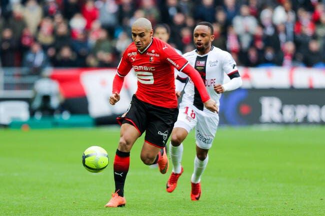 Mercato: Intenable avec Rennes, il fait rêver Nice et l'OM
