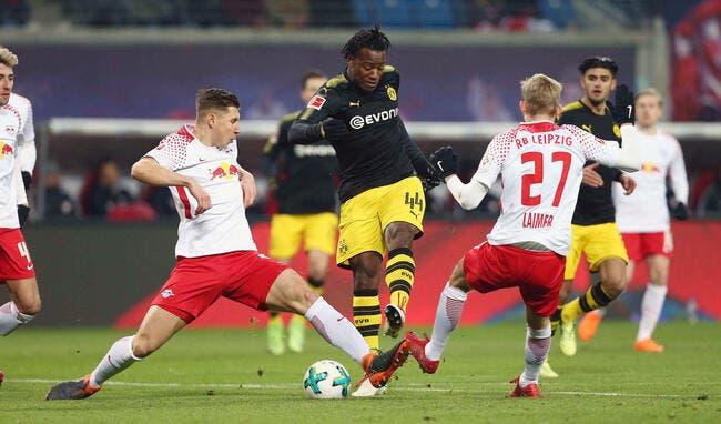 Bundesliga : Le RB Leipzig et Dortmund se quittent dos à dos