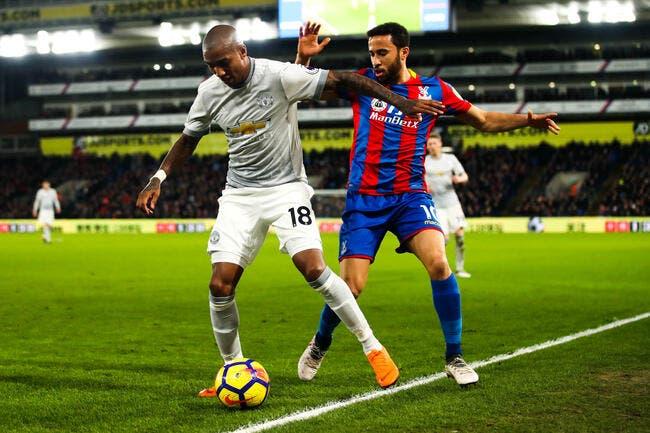Crystal Palace - Man Utd : 2-3
