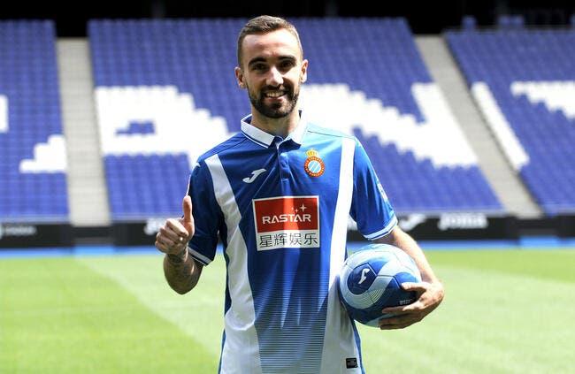 Sergi Darder heureux de rester — Espanyol