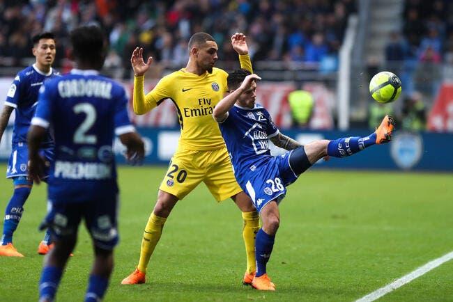 Le point sur le groupe parisien — PSG-Real
