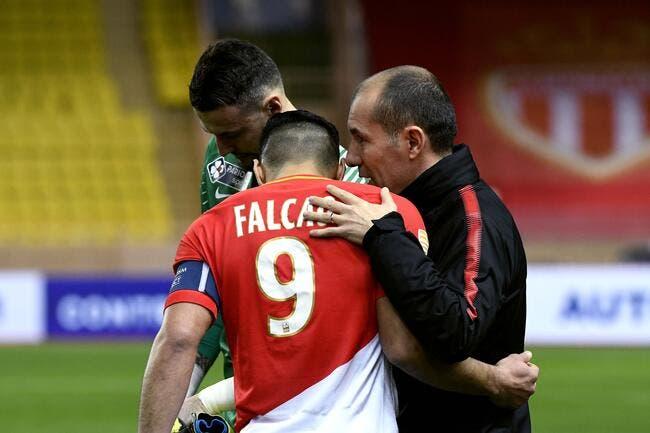 Monaco et Jardim ont la banane, Falcao est de retour — ASM
