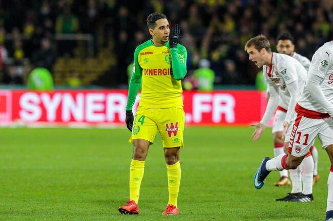 FC Nantes : El Ghanassy condamné à six mois de prison ferme