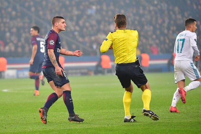 Dugarry s'en prend ouvertement à Verratti après le Real — PSG