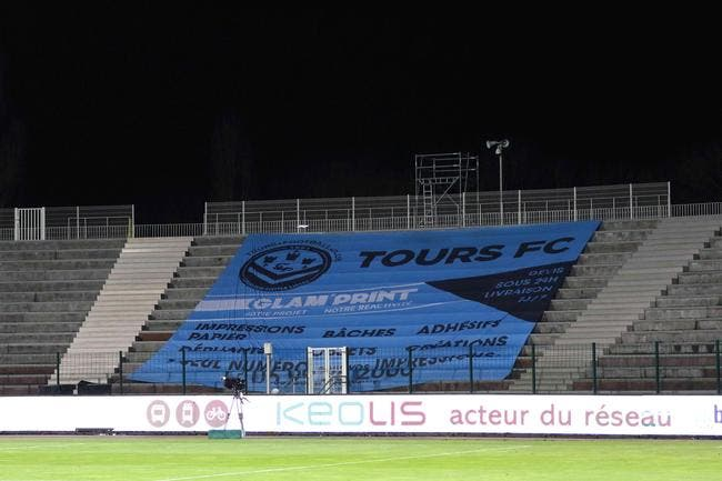 Ligue 2: Tours en deuil, le match face à Valenciennes reporté