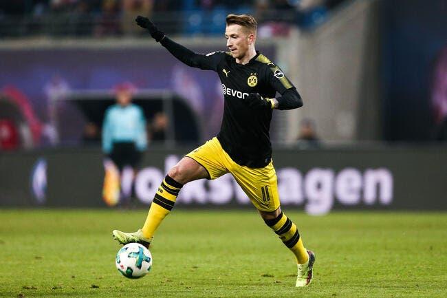 Officiel: Dortmund blinde Reus jusqu'en juin 2023