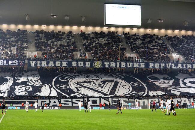 Bordeaux : Un «Allez l'OM» fait tâche en pleine minute de silence