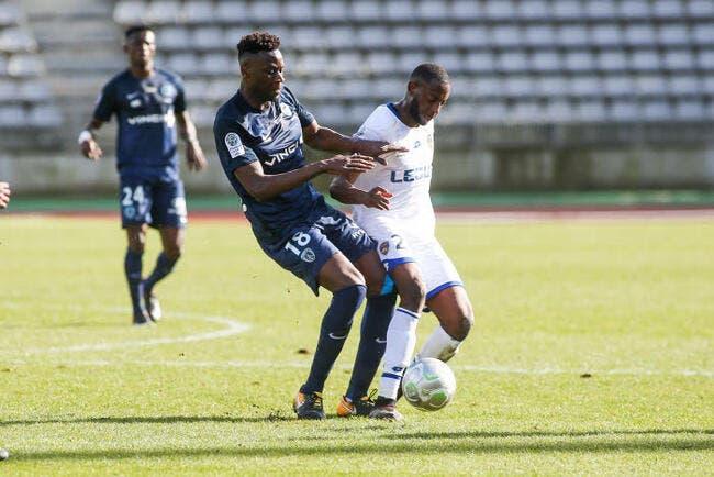 Paris FC - Sochaux : 2-0