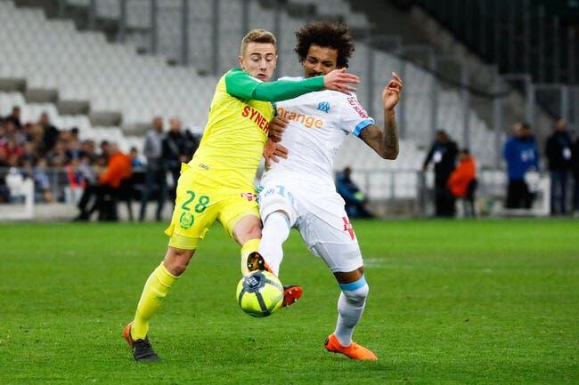 FCN : Rongier est le meilleur tacleur, coucou Pierre Ménès
