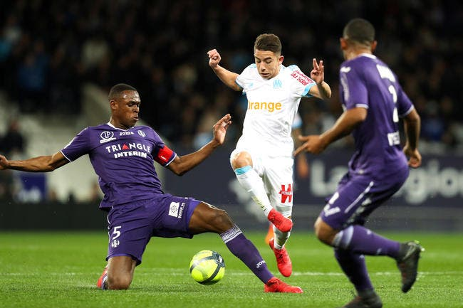 Toulouse - OM : 1-2