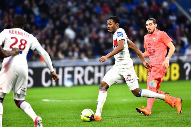 OL : Puydebois révèle ses deux chouchous après OL-Caen